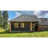 Симпатичный крепкий домик с баней,  15 соток земли